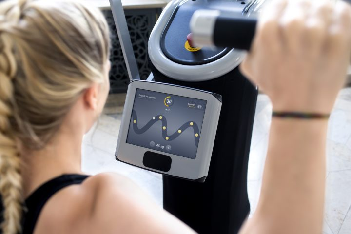 egym Geräte Training Fitness Salzburg Physiotherapie Elsbethen