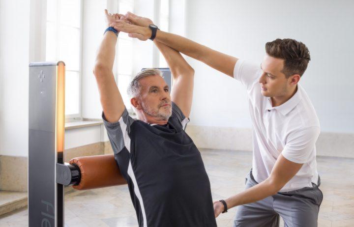 Yoga Gerät Therapie Salzburg Elsbethen maikai Fitness