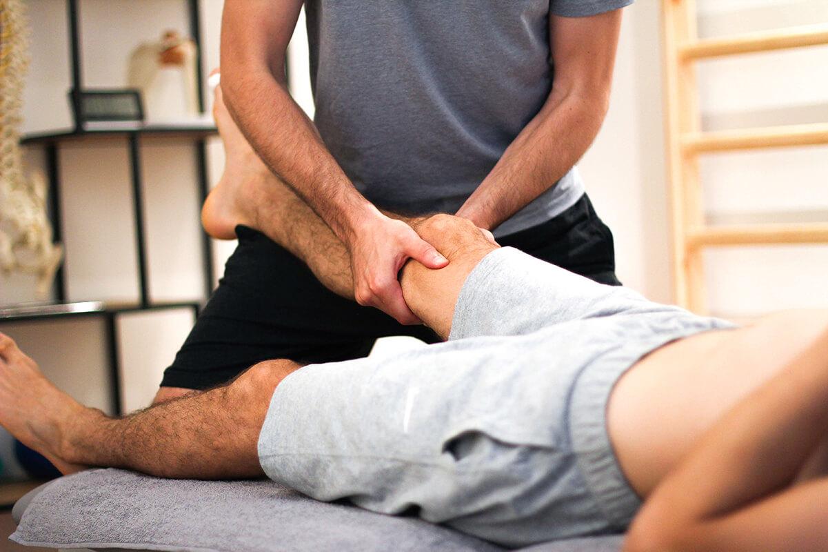 Physiotherapie Knie bei Therapie Salzburg bei Maikai